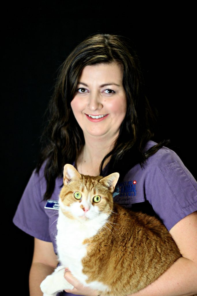 Jessica Veterinary Technician at West Hill Animal Clinic