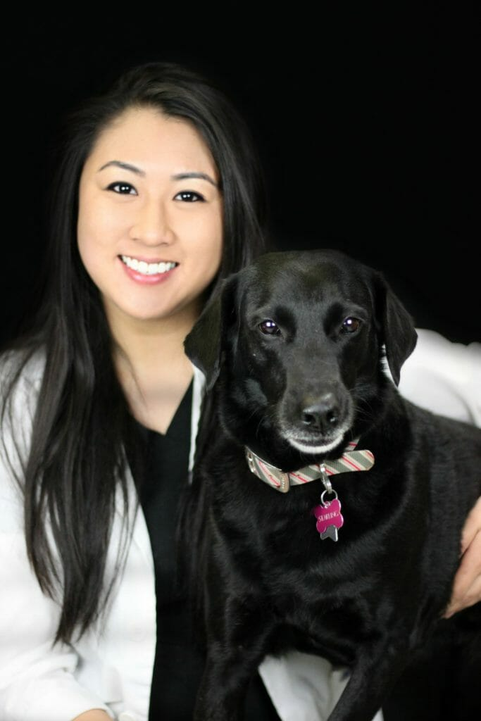 Dr. Hu Veterinarian at West Hill Animal Clinic
