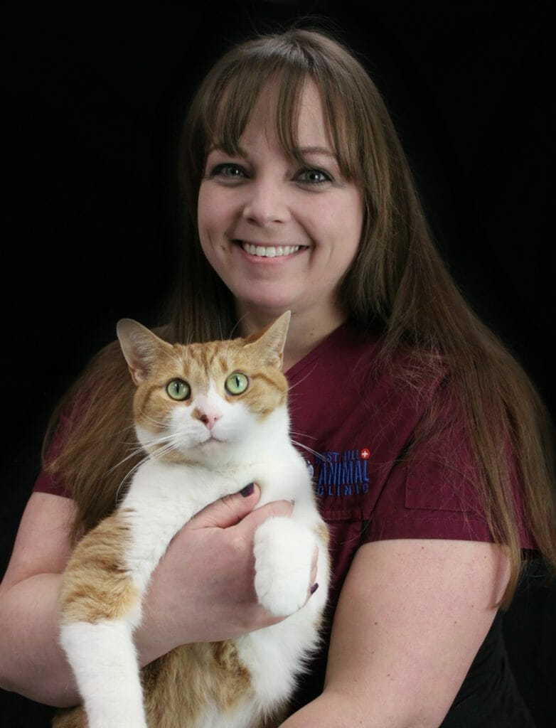 Emily Registered Veterinarian Technician at West Hill Animal Clinic